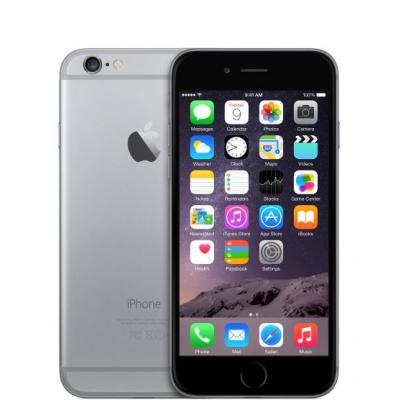 Renewd smartphone: iPhone iPhone 6 16GB | Refurbished | Geen tot lichte gebruikssporen - Grijs