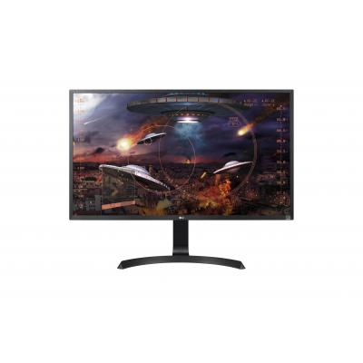 "LG monitor: 80.01 cm (31.5"") , 3840 x 2160 px, 300 cd/m², 5ms, 178/178°, 16:9, 60 Hz, 2 x HDMI, VESA, 35.5 W - Zwart"