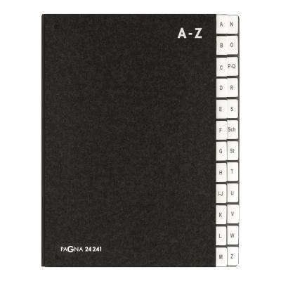 Pagna 24241-04 Map - Zwart