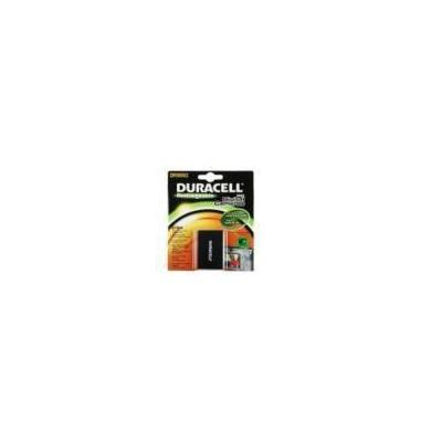 Duracell batterij: Digital Camera Battery 7.4v 1400mAh - Zwart
