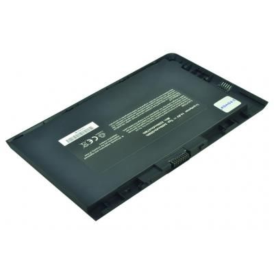 2-Power 14.8V 3400mAh Li-Polymer Laptop Battery Notebook reserve-onderdeel - Zwart