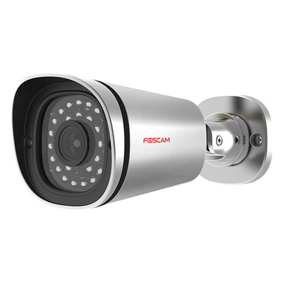 "Foscam IP, Outdoor, 1/3"" CMOS, 2MP (1920 x 1080 px), Fast Ethernet, 5 W, PoE, IP66"