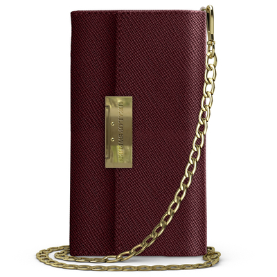 IDeal of Sweden Kensington Clutch iPhone 11 Pro Max - Rood - Rood / Red Mobile phone case