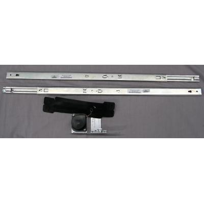 HP 310618-001 - Rack slide rails and cable management kit montagekit - Aluminium