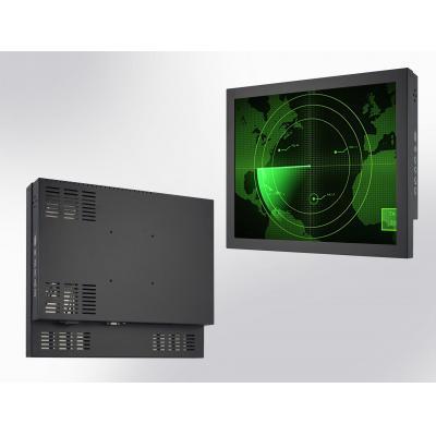 """Winsonic 43.18 cm (17"""") , 1280 x 1024, LCD, LED 250 nits, 250 cd/m, 800 : 1, VGA, PC Audio, DC, VESA, 32.5 ....."""