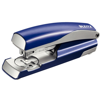 Leitz NeXXt 5562 Nietmachine - Blauw, Zilver