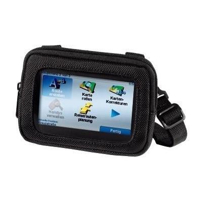 Hama Trecking Bag S1, black Navigator case - Zwart