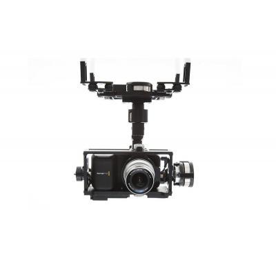 Dji camera stabilizer: Zenmuse Z15-BMPCC - Zwart