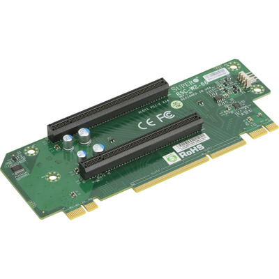 Supermicro LHS, Passive, Output: (2) PCI-E x16 Signal: (2) PCI-E x16 Interfaceadapter
