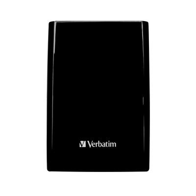 Verbatim Store 'n' Go UltraSlim Externe harde schijf - Zwart