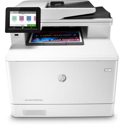 HP Color LaserJet Pro M479fnw Multifunctional - Zwart, Cyaan, Magenta, Geel