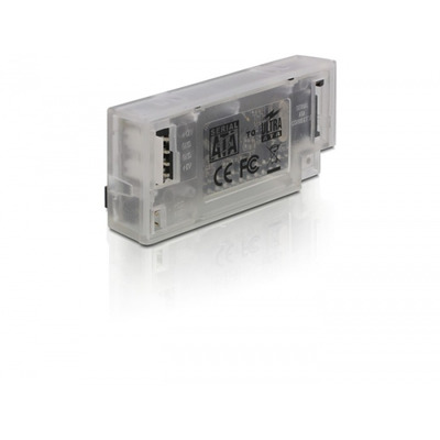DeLOCK IDE SATA Converter Kabel adapter - Grijs