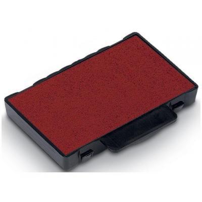 Trodat stempel inkt: Inktkussen 658 5208 rood/pak 2