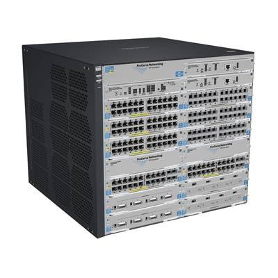 Hewlett Packard Enterprise ProCurve 8212zl Routing Switch