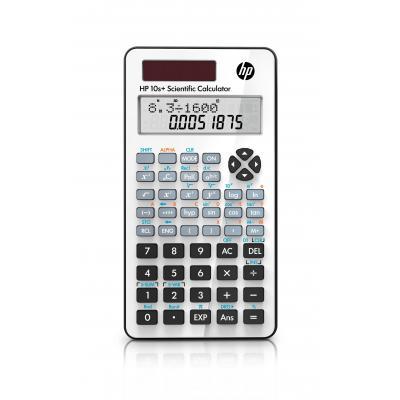 Hp calculator: 10s+ wetenschappelijke rekenmachine - Wit