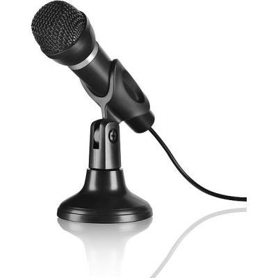 Speed-link microfoon: CAPO - Zwart