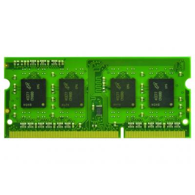 2-power RAM-geheugen: 4GB DDR3L 1600MHz 1Rx8 LV SODIMM Memory - replaces KCP3L16SS8/4