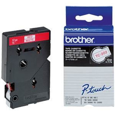 Brother TC-202 labelprinter tape