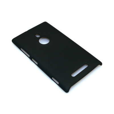 Sandberg Cover Lumia 925 hard Black Mobile phone case - Zwart