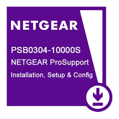 Netgear PSB0304 Garantie