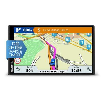 Garmin navigatie: DriveSmart 61 LMT-S - Zwart