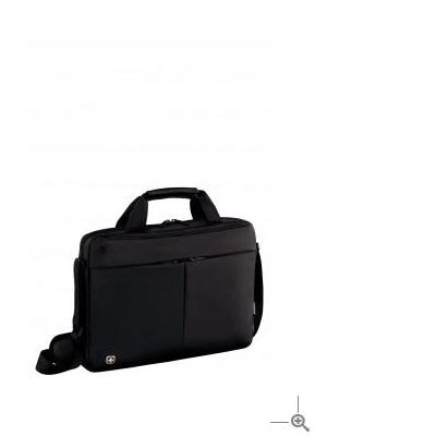 Wenger/swissgear laptoptas: FORMAT 16 - Zwart