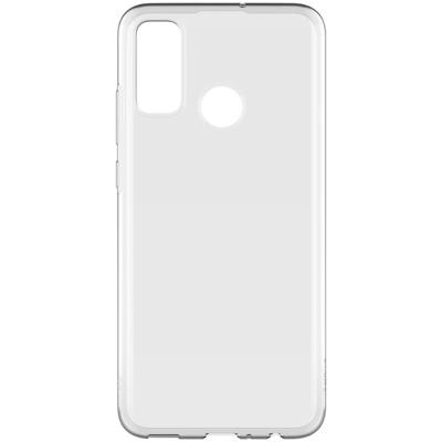 Huawei Silicone Backcover P Smart (2020) - Transparant - Transparant / Transparent Mobile phone case