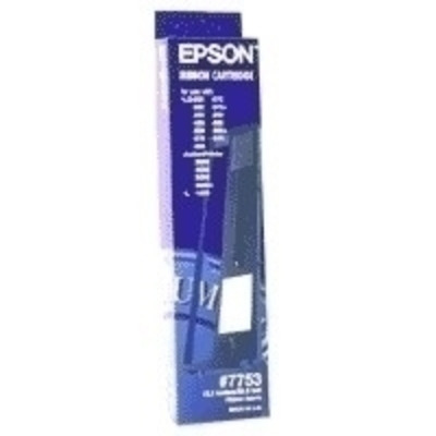Epson Black Fabric Ribbon Printerlint