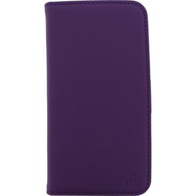 Mobilize Slim Wallet Book Case Apple iPhone 6 Purple Mobile phone case - Paars