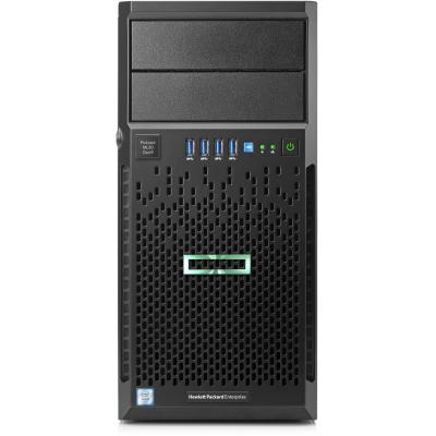 Hewlett Packard Enterprise server: ProLiant ProLiant ML30 Gen9 E3-1220v6 + 2x1TB HDD bundle