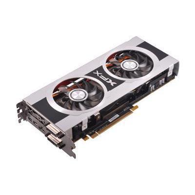 XFX videokaart: Radeon HD 7870 DD 2GB