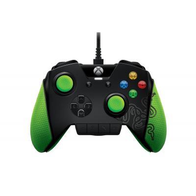 Razer game controller: Wildcat - Groen, Zwart