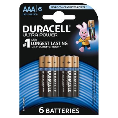 Duracell batterij: MX2400 - Zwart, Goud