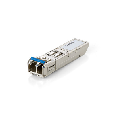 LevelOne 1.25Gbps Single-mode Industrial SFP Transceiver, 40km, 1310nm, -40°C to 85°C Netwerk tranceiver .....
