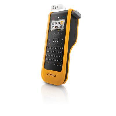 DYMO XTL 300 - QWERTZ Labelprinter - Zwart, Geel