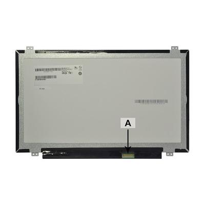 2-Power 2P-LP140WF6-SPB5 Notebook reserve-onderdelen