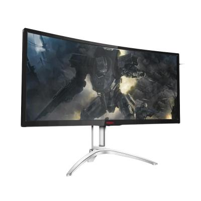 "Aoc monitor: 88.9 cm (35 "") , 3440 x 1440, 21:9, 300 cd/m2, 2000:1, 178/178, 4 ms, HDMI, Display Port, USB, black - ....."