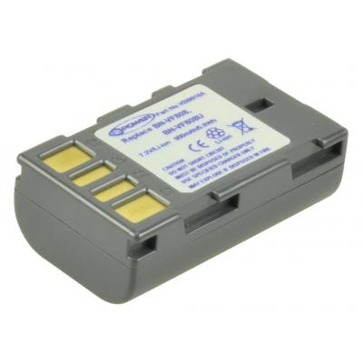 2-power batterij: VBI9918A - Zwart