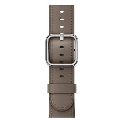 Apple : 38mm Taupe Classic Buckle