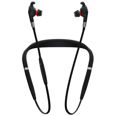 Jabra Evolve 75e Headset - Zwart