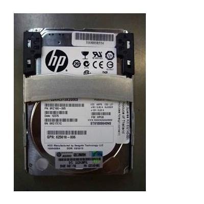 Hewlett Packard Enterprise 632143-001 interne harde schijven