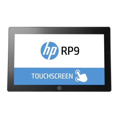 Hp POS terminal: RP9 G1 Retail System Model 9015 - Zilver