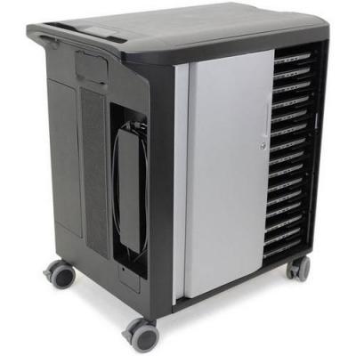 Dell multimedia kar & stand: 210-AHOT - Zwart, Grijs