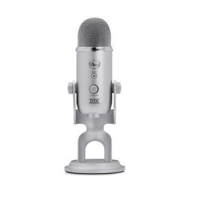 Blue microphones microfoon: Yeti - Zilver