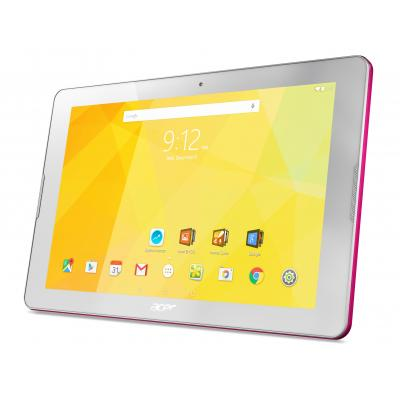 Acer tablet: Iconia B3-A20-K2Q3 - Roze, Wit
