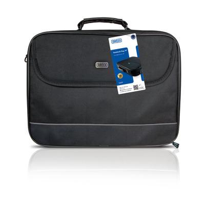"""Sweex laptoptas: Notebook Bag 18"""" - Zwart"""