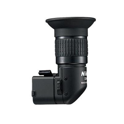 Nikon Right-angle Viewfinder DR-6 Camera lens - Zwart