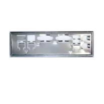 Supermicro I/O Shield Computerkast onderdeel - Roestvrijstaal
