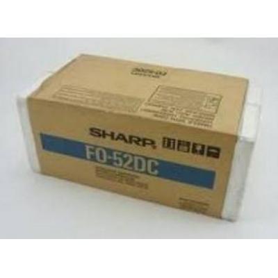 Sharp Black Developer, Standard Capacity, 250000 pages, 1-pack Ontwikkelaar print - Zwart