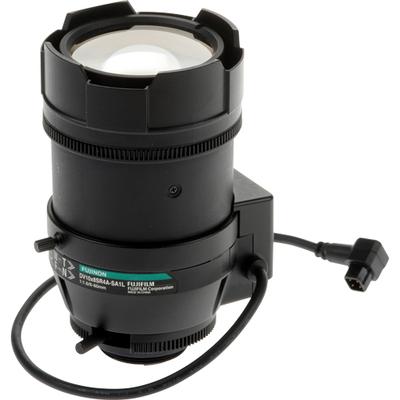 Axis Fujinon 8-80 mm Camera lens - Zwart